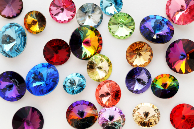 Color crazy: Why gemstone jewelry is h