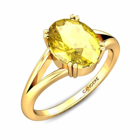 Gemstone Rings in Main Bazzar, Moga | Kalyan Jewelle