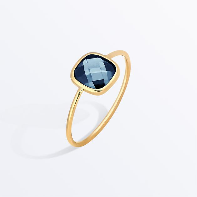 Stone Ring - Palace Deep Blue | Ana Luisa Jewel