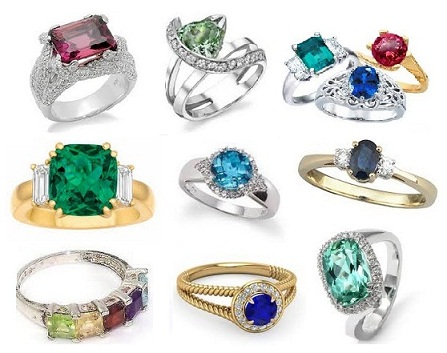 Top 9 Gemstone Rings and Their Significan
