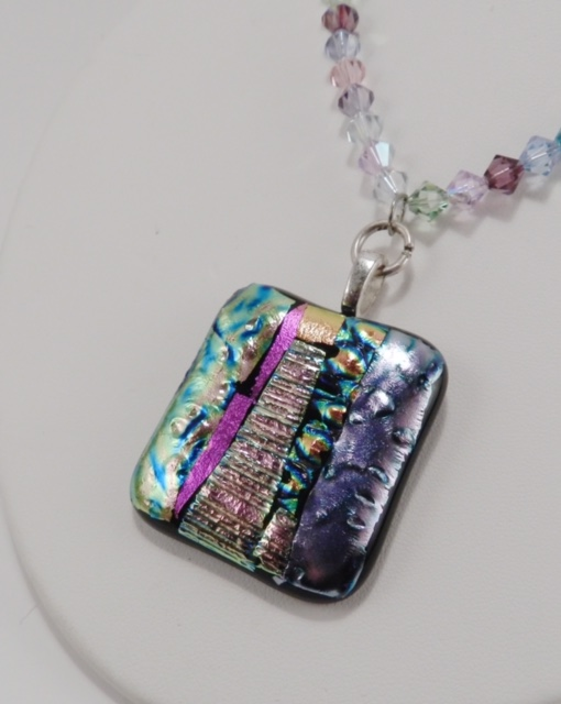 Fused Glass Jewelry with Vera Rekstad - The Hub on Can