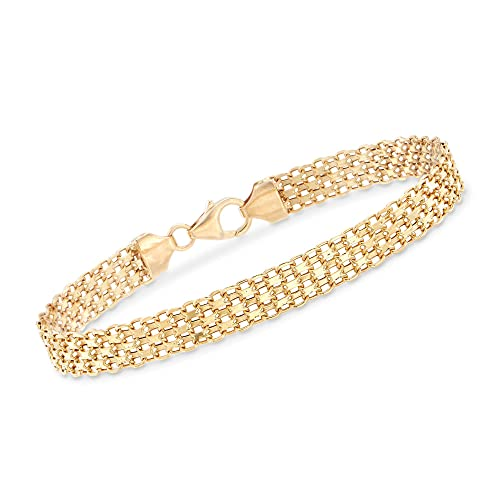Gold Bracelets: Amazon.c