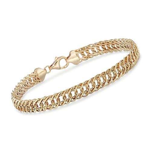 14kt Gold Bracelets: Amazon.c