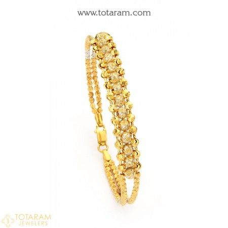 Gold Bracelets for Women | Gold bracelet for women, Gold bangle .