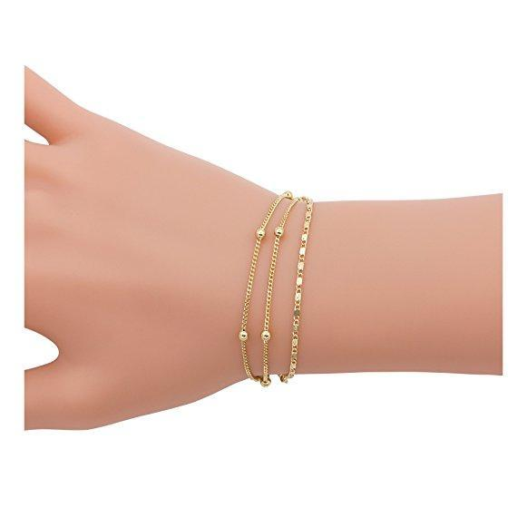 Gold Bracelets for Women - Trail Thera