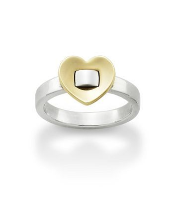 Golden Heart Ring | James Avery | Rings for her, James avery heart .