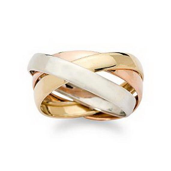 Gold Rings for Wom