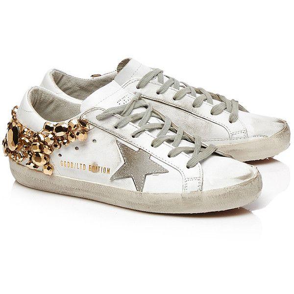 Golden Goose Deluxe Brand Superstar Diamond Trainers (5.280 RON .