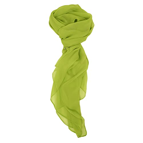 Lime Green Scarf: Amazon.c
