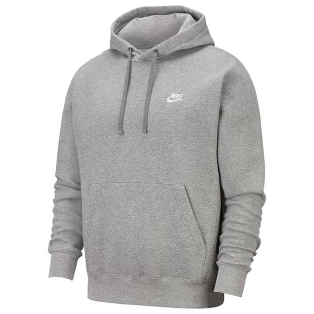 Nike Sportswear Club Fleece Pullover Hoodie | SportsDirect.c