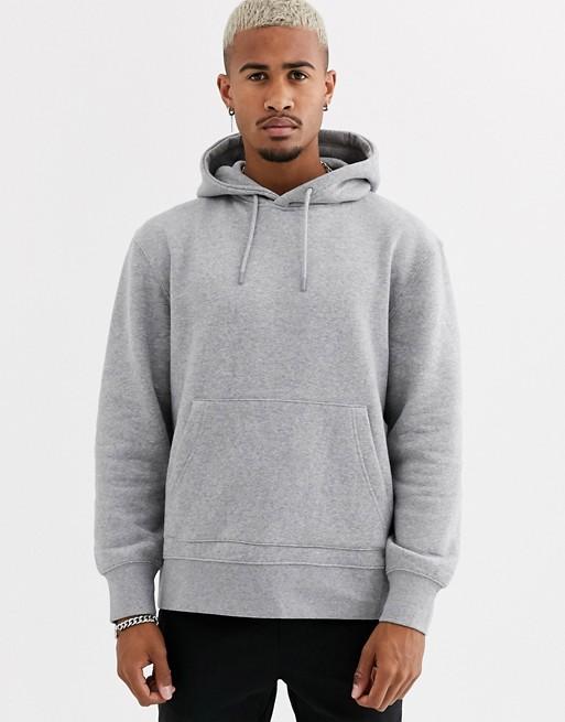 Topman hoodie in grey | AS