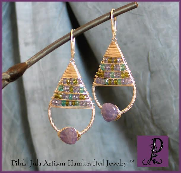 Ruby Lane Shop Owner Spotlight - Pilula Jula Artisan Handcrafted .