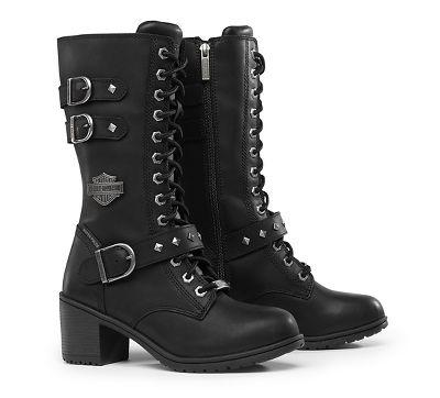 Women's Aldale Waterproof Performance Boots - 9861319VW | Harley .