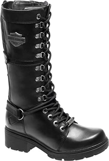 Amazon.com: HARLEY-DAVIDSON FOOTWEAR Women's Harland Work Boot .