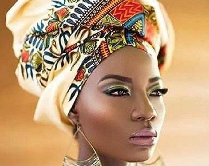 accessories/African head wrap/african head scarf/African clothing .