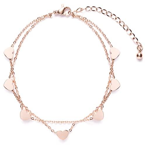 Heart Bracelet: Amazon.c