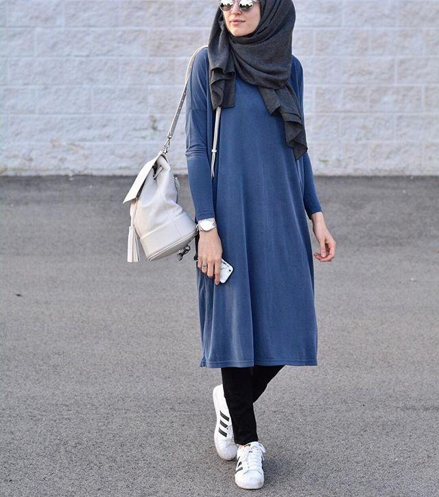 Hijab fashion … | Stylish hijab, Hijab fashion, Muslim fashi