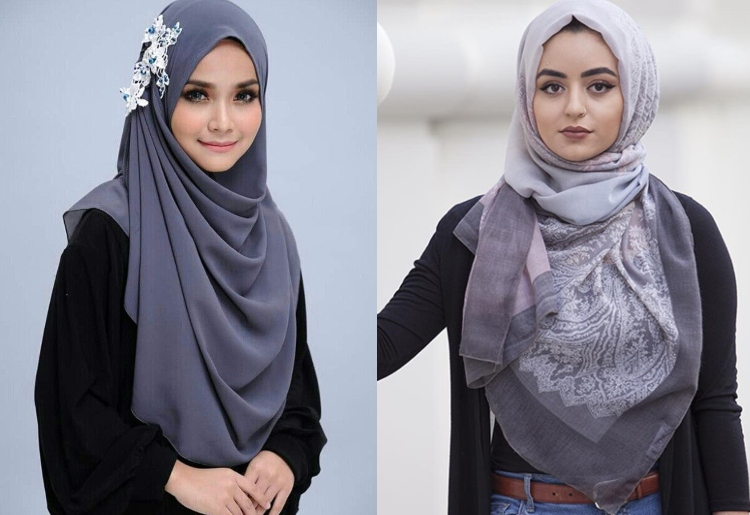 15 Different Hijab Wearing Styles Step By St