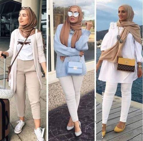 Eid hijab styling ideas | | Just Trendy Gir