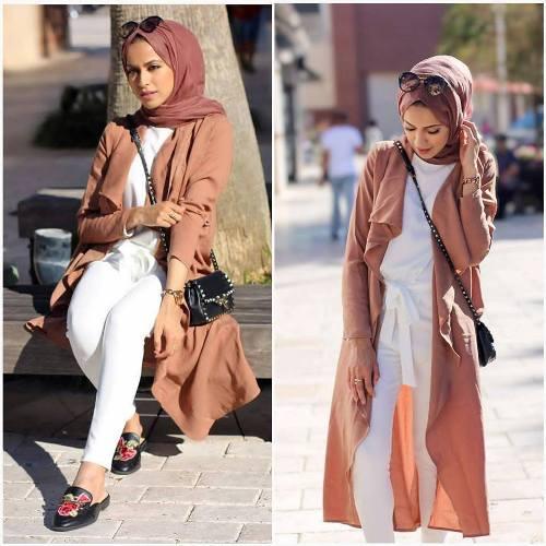 Hijab style summer 2018 | | Just Trendy Gir