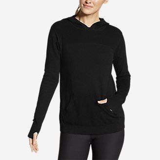 Women's Hooded Sweaters | Eddie Bau