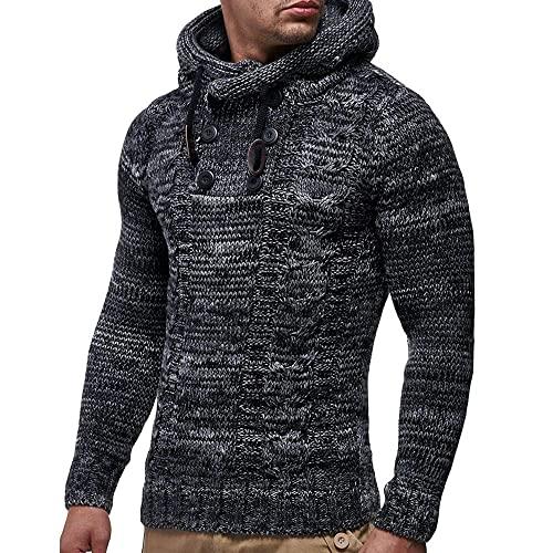 Men's Hood Sweater: Amazon.c