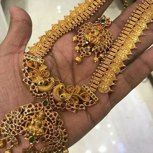 Top 10 Places To Shop South Indian Imitation Jewellery Online .