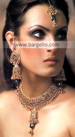 Indian Bridal Kundan Imitation Jewellery Wedding Bangles Bracelets .
