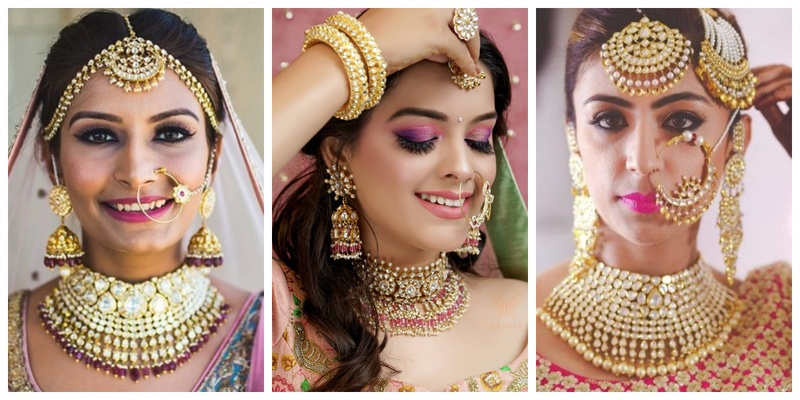 Latest Jewellery designs for 2018 Indian Wedding! - Bl