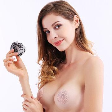 lace invisible bra at Banggo