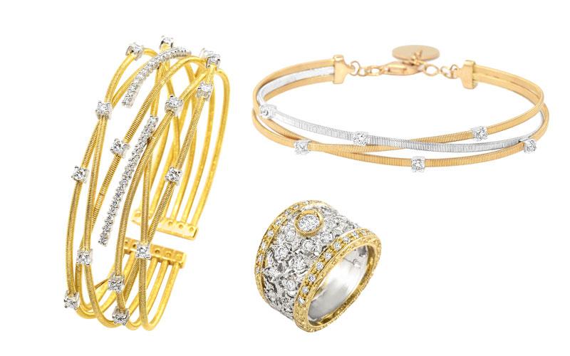 Italian gold - Italian gold jewelry - Italian jewel