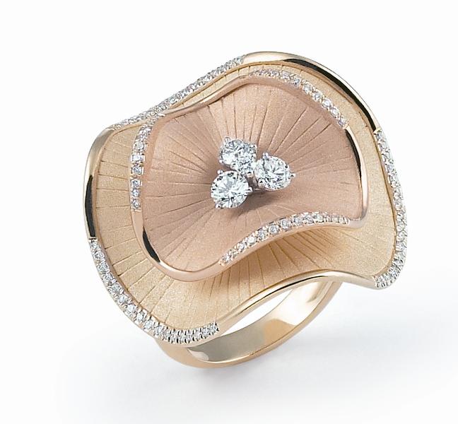 Bold Italian Jewelry Designs From The VicenzaOro Tradeshow .