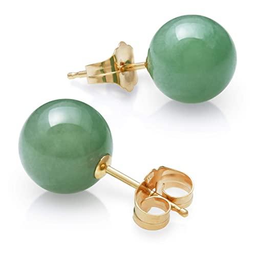 Jade Earrings: Amazon.c