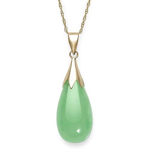 Jade Necklace Pendant: Amazon.c
