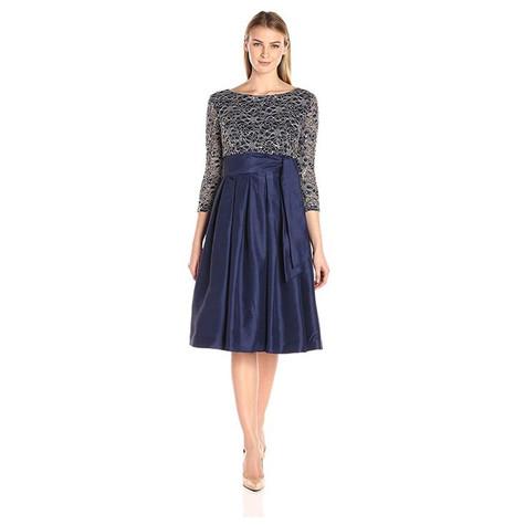 Jessica Howard Navy Dress – Fashion dress