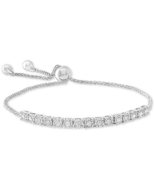 Wrapped in Love Wrapped™ Diamond Bolo Bracelet (1/2 ct. t.w.) in .