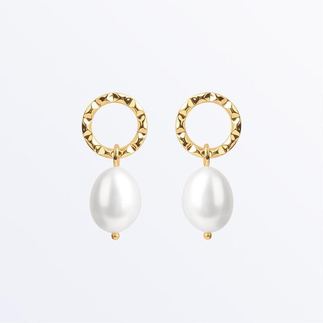 Pearl Drop Earrings - Hope | Ana Luisa Jewel