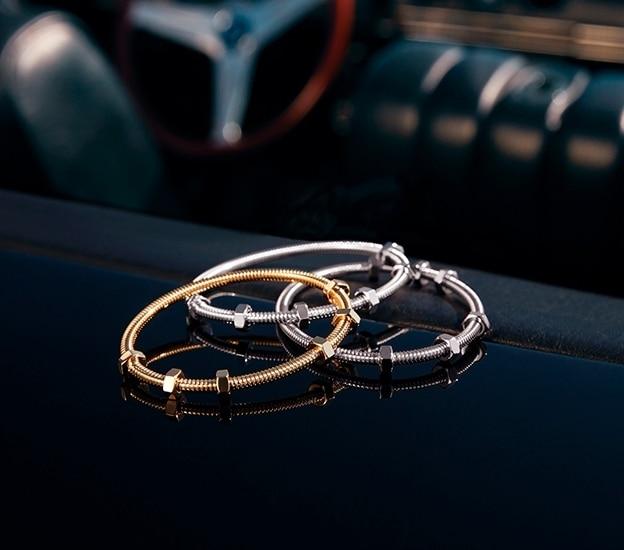 High Jewelry for Men, Diamond Bracelets, Gold Rings, Luxury Chai