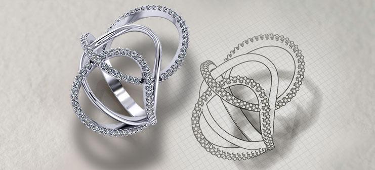 Rings - Gemstone Rings - Fashion Rings - Diamond Rin