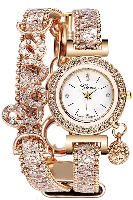 Amazon.com: 2019 Fashion! Women Jewelry Watch,Luxury Rhinestone .