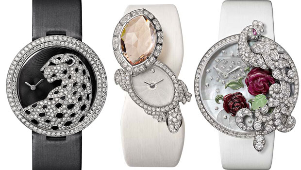 Jewelry Watches - Les Heures Fabuleuses de Cartier Collection for .