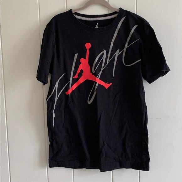 Jordan Shirts & Tops   Boys Tshirt Size Large   Poshma