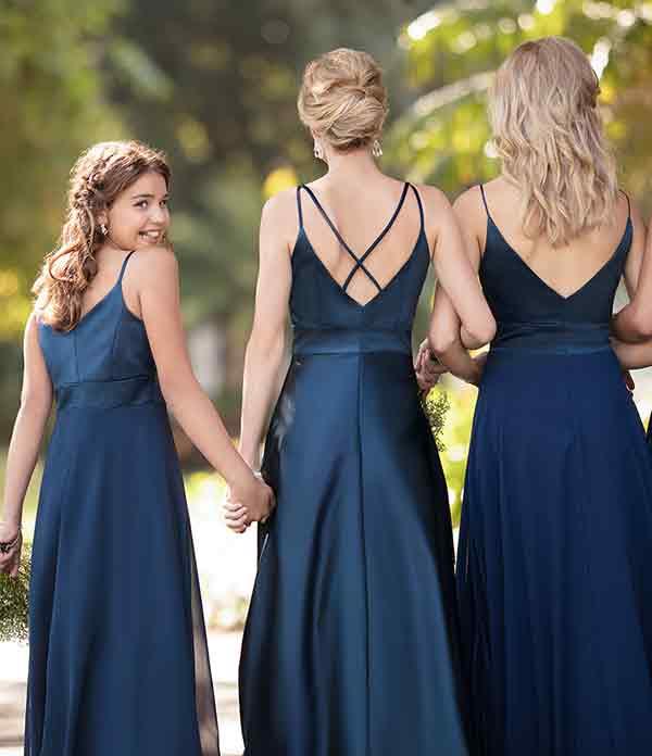 Junior Bridesmaid Dresses | Sorella Vita Bridesmaid Gow