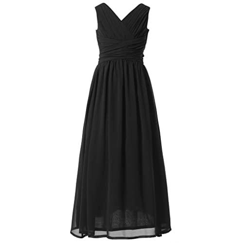 Black Junior Bridesmaid Dress: Amazon.c
