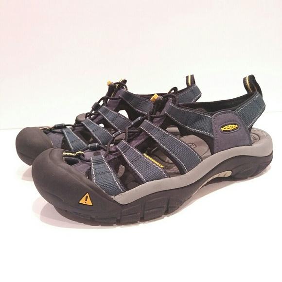 Keen Shoes | 885 Mens Open Sandalanatomical Footbed | Poshma