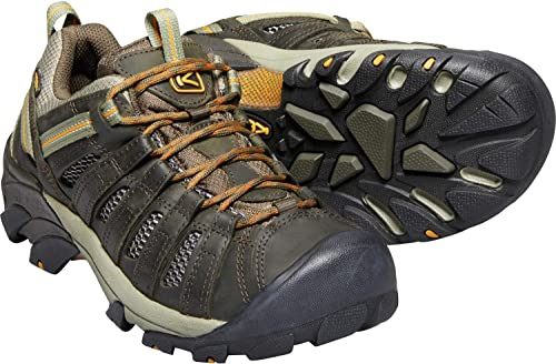 Amazon.com | KEEN Men's Voyageur Hiking Shoe | Hiking Sho