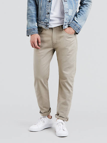 Men's Khaki Pants - Shop Khaki Pants & Trousers for Men | Levi's®