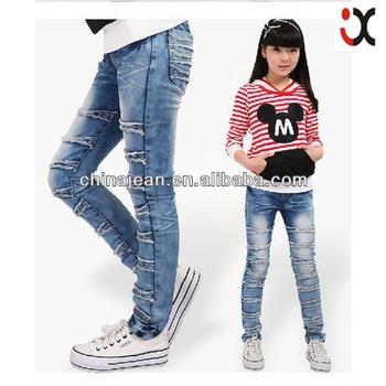 2017 new arrival kids skinny long jeans kid jeans denim kids denim .