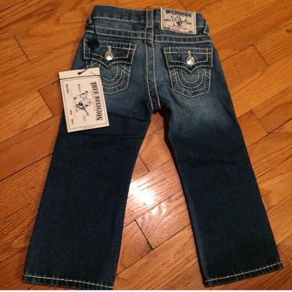 True Religion Bottoms | Kids Jeans | Poshma