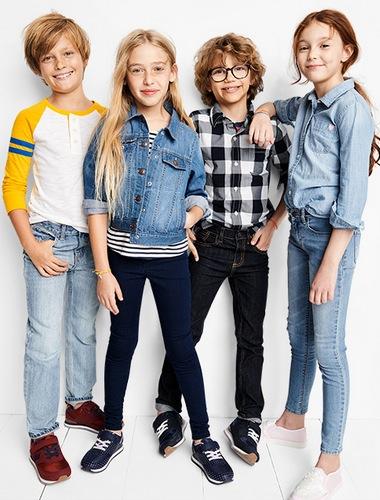 HOT* OshKosh B'gosh: Buy 1, Get 2 Free Kids Jeans + Free Shipping .